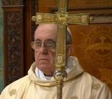 """""""Quanto ao axioma 'Onde está o Papa está a Igreja', vale quando o Papa se comporta como Papa e chefe da Igreja; caso contrário, nem a Igreja está nele, nem ele na Igreja."""" (Cardeal Charles Journet)"""